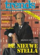 Trends 25 November 1983 - Maurice Van Ranst Brouwerij Artois - Sobemi - Standaard Uitgeverij - Palasty - Informations Générales