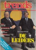 Trends 28 Oktober 1983 - Sun International  Rudolf Vanmerkerke Mark - Ensim - Melilla Express - Sobemap - Informations Générales