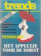 Trends 30 September 1983 - Pensioenen - Spinnaker De Vlaamse Computer - Bell - Informations Générales