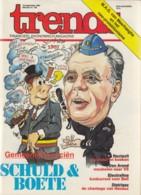 Trends 16 September 1983 - Rectavit - Den Arend - Electrafina - Distrigaz Havaux - Informations Générales