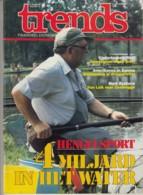 Trends 4 Augustus 1983 - Hengelsport - Kinderkamers Neyt - Mark Eyskens - Informations Générales