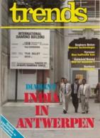 Trends 7 Juli 1983 - Diamant Antwerpen - Seghers Beton - Santens - Informations Générales