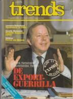 Trends 1 Maart 1982 - André Kempinaire - Lauwers-Schuchard - Mosane - Informations Générales