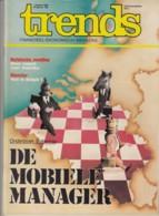 Trends 1 Januari 1982 - Sobemap - De Mobiele Manager - Elsevier - Informations Générales