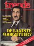 Trends 15 December 1981 - Daniel Janssen V.B.O. VBO - Pannoc - Transair Sabena - Informations Générales