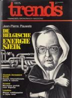 Trends 1 Maart 1981 - Jean-Pierre Pauwels - Flemish Aerospace Group - Acomal - Logabax - Informations Générales