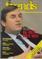 Trends 1 Februari 1981 - Jean-Claude Biervliet - Leo Lévy - Alesa - Ebes - Pluma - Barco - Informations Générales