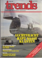 Trends 15 Januari 1981 - Sarens - Sportindustrie - Luchtvracht - Informations Générales