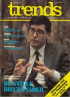 Trends 20 Januari 1983 - Walter Van Gerven - Leo Tindemans - OSG - Radar - Informations Générales