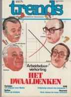 Trends 6 Januari 1983 - Arbeidsduurverkorting - Van Den Broucke Houthuys Pulinckx Martens - Informations Générales