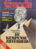 Trends 9 December 1982 - Stanislas Emsens SCR - Sibelco - Bank Copine - Spaas - Advent - Informations Générales