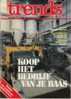 Trends 23 Juni 1983 - Koop Het Bedrijf Van Je Baas - Keynes - General Biscuits - Robotika - Informations Générales