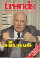 Trends 31 Maart 1983 - Stefaan Cambien De Bedrijfsarts - Libert Anbuma FRAM Zonneënergie Militaire Industrie - Informations Générales