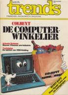 Trends 17 Maart 1983 - Colruyt De Computerwinkelier - Artemia Systems - Textielplan VEW-Holding - Informations Générales