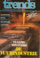 Trends 17 Februari 1983 - Non-ferro - Distrigaz Van Den Broeke Barco Test-Aankoop - Informations Générales