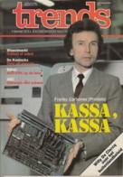 Trends 3 Februari 1983 - Franky Carbonez Prodata - De Koninckx Editel ABC Willy De Clercq - Informations Générales
