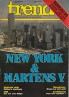 Trends 15 September 1982 - New York & Martens V - DSM - Bureau 82 - Aandelenwet - Informations Générales