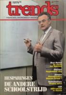 Trends 30 September 1982 - Meat Market - Distrigaz - Janssen Pharmaceutica - CRG - Biogent - Informations Générales