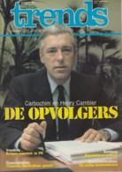 Trends 28 Oktober 1982 - Carbochim En Henry Cambier - Santens - Informations Générales