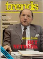 Trends 12 Mei 1983 - Albert Frère - Levis Egemin Innovi Jean Gandois - Informations Générales