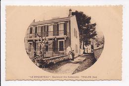 """CP 83 TOULON """"Le Boqueteau"""" Boulevard Vin Valbourdin - Toulon"""