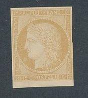 DP-188: COLONIES GENERALES: N°22NSG Signé J.F Brun   (filet Effleuré) - Ceres