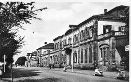 CPSM, Offenburg, La Gare, Animée - Offenburg