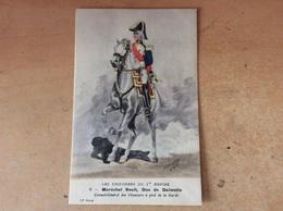 Les Uniformes Du 1er Empire.Marechal Soult,Duc De Dalmatie. - Uniforms