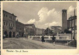 MESTRE - VIA A. POERIO - Venezia (Venice)