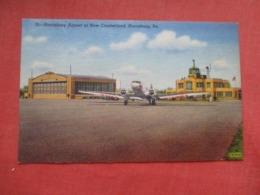 Harrisburg  Airport At New Cumberland    Pennsylvania  Ref 4151 - Harrisburg