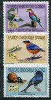Congo (rep Démocratique)   Oiseaux Et Insectes  1924/1926 ** - Other