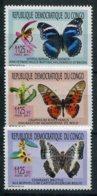 Congo (rep Démocratique)  Papillons   1933/1935 ** - Butterflies