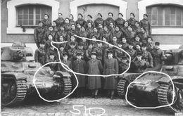 Armée Française BCC 510 Nancy Char R35 Blindés - Guerre, Militaire