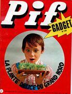 Pif  Gadget N°189 - Docteur Justice - Teddy Ted - Pif Gadget