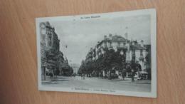 CPA -  20. ST ETIENNE - Avenue Maréchal Pétain - Saint Etienne
