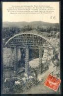 CP ANCIENNE REF130620..........DEPARTEMENT 01 AIN....BELLEGARDE, Pont De Montange Sur La Valserine - France
