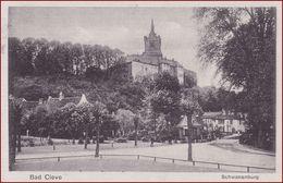 Bad Cleve (Kleve) * Schwanenburg, Kirche, Stadtteil * Deutschland * AK2541 - Kleve