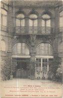 75 PARIS Balcon Et Consoles Institution Lhomond Pensionnat Jeunes Filles - Rare Et Unique Sur Delcampe - Autres