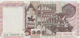 ITALY P. 105c 5000 L 1983 AUNC - 5000 Lire