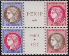 France  .    Yvert   .    348/351  (2 Scans)    .    **   .    Neuf SANS Charnière   .   /  .   MNH - Unused Stamps