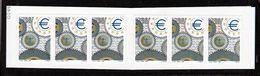 1998 Italia Italy Repubblica GIORNATA EUROPA  EURO Libretto Di 6v. MNH** Booklet - 6. 1946-.. República