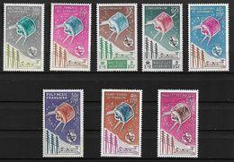 Col Générales 1965 UIT. Un Lot De 8 Valeurs** Cote 238€. - France (ex-colonies & Protectorats)