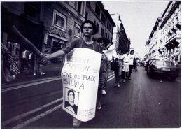 Comitato Rimpatrio Silvia Baraldini 1. NV. - Bagne & Bagnards