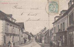 MORTREE (Orne): La Grande Rue - Mortree