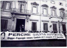 Comitato Rimpatrio Silvia Baraldini 3. NV. - Bagne & Bagnards