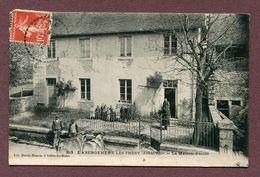 """L'ABERGEMENT-LES-THESY  (39) : """" LA MAISON D'ECOLE """" - Frankreich"""