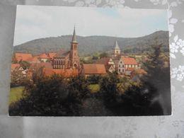 CARTE  POSTALE   DE   CLIMBACH     ( BAS  RHIN ) - Cartes Postales