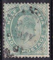 India, 1906 - 1,2a King George V - Nr.78 Usato° - India (...-1947)