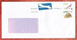 Luftpost, Vogel U.a., Spray Erinnerung Zum Vatertag 1999 (94902) - África Del Sur (1961-...)