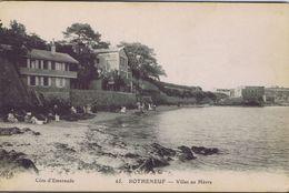 35 - Rotheneuf (Ille-et-Vilaine) Villas Au Hâvre - Rotheneuf
